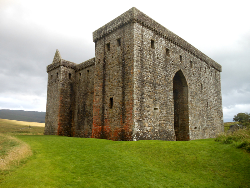 Hermitage Castle Scottish Borders  © 2012 Scotiana.jpg