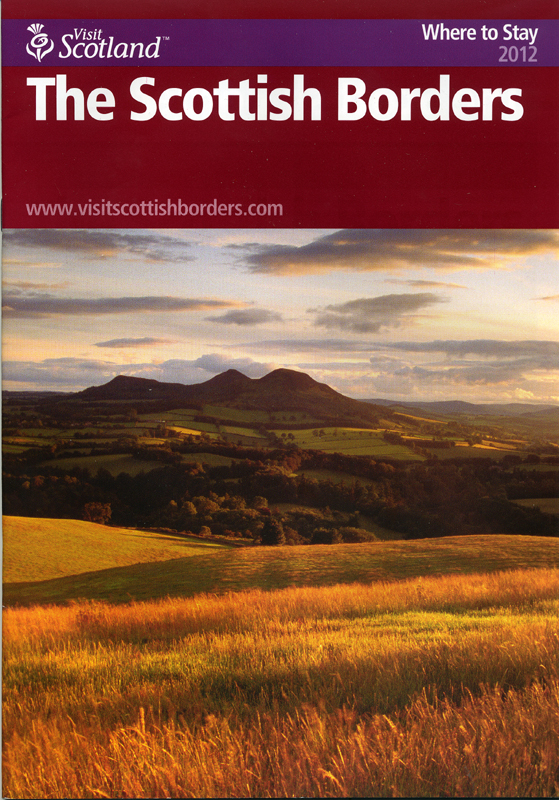 The Scottish Borders VisitScotland Brochure 2012