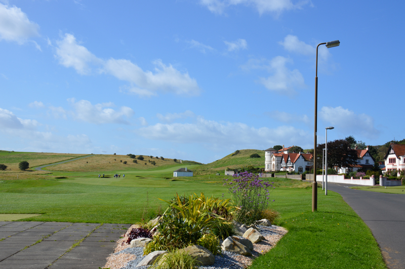 Gullane Golf near Aberlady East Lothian