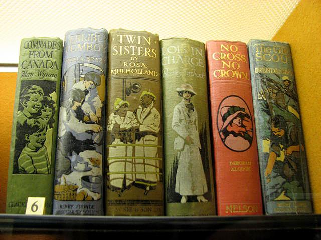 The Museum of Childhood children books Edinburgh © 2012 Scotiana