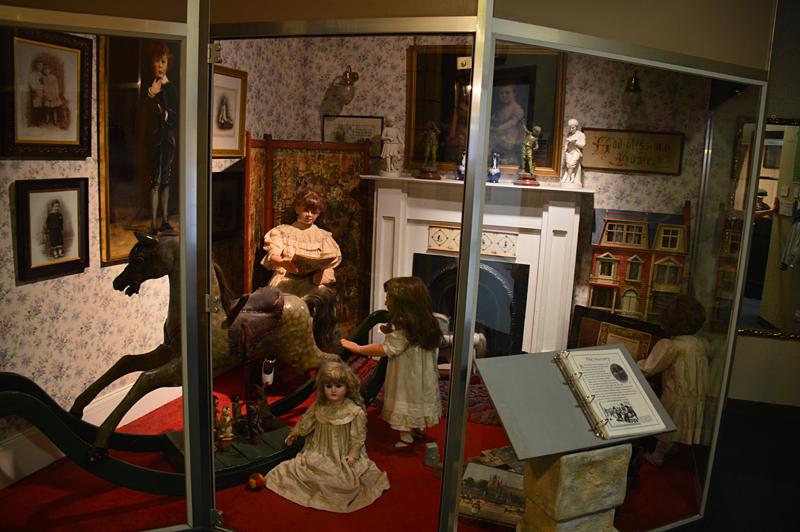 The Museum of Childhood Edinburgh  © 2012 Scotiana