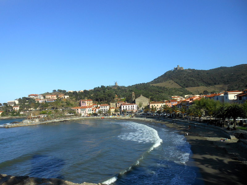 The Bay of Collioure Roussillon France © 2012 Scotiana
