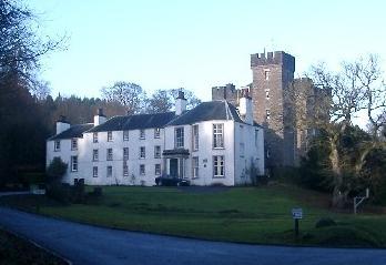 Dalguise House in Scotland Wikimedia