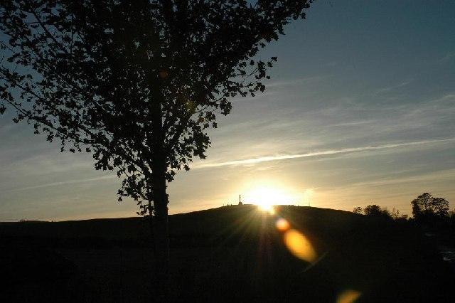 Flodden Monument near Branxton Wikimedia