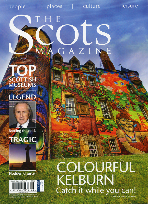 The Scots Magazine September 2013