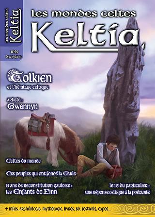 Keltia magazine 25
