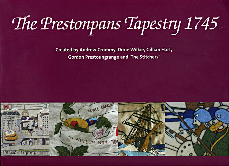 The Prestonpans Tapestry 1745 Burke's Peerage and Gentry 2010