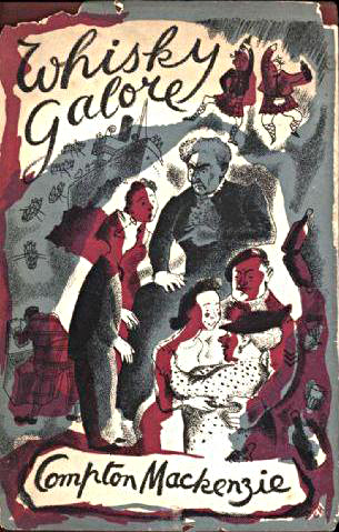 WhiskyGalore Compton Mackenzie 1st edition 1947