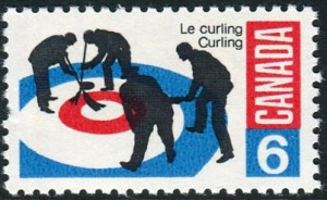 canada-curling-stamp-scott-490-january-1969