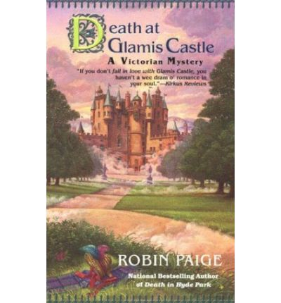 Death at Glamis Castle Robin Paige alias Susan Wittig Albert Berkley Prime Crime
