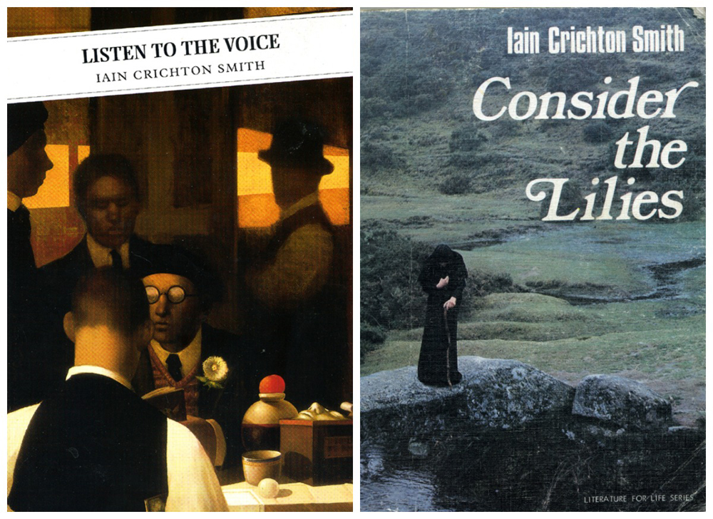 Iain Crichton Smith two novels