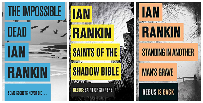 Ian Rankin last three novels 2012-2013