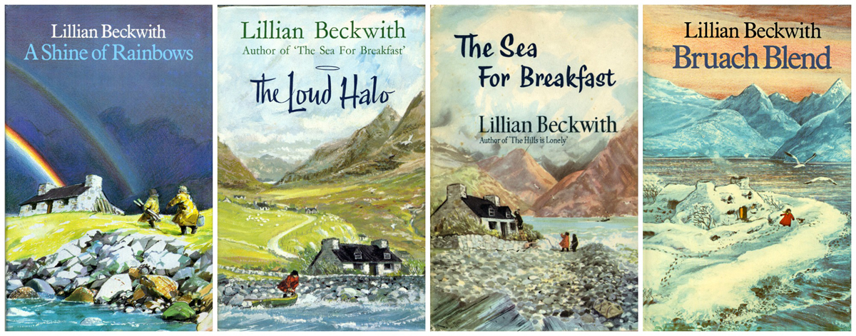 Lillian Beckwith four novels Hutchinson