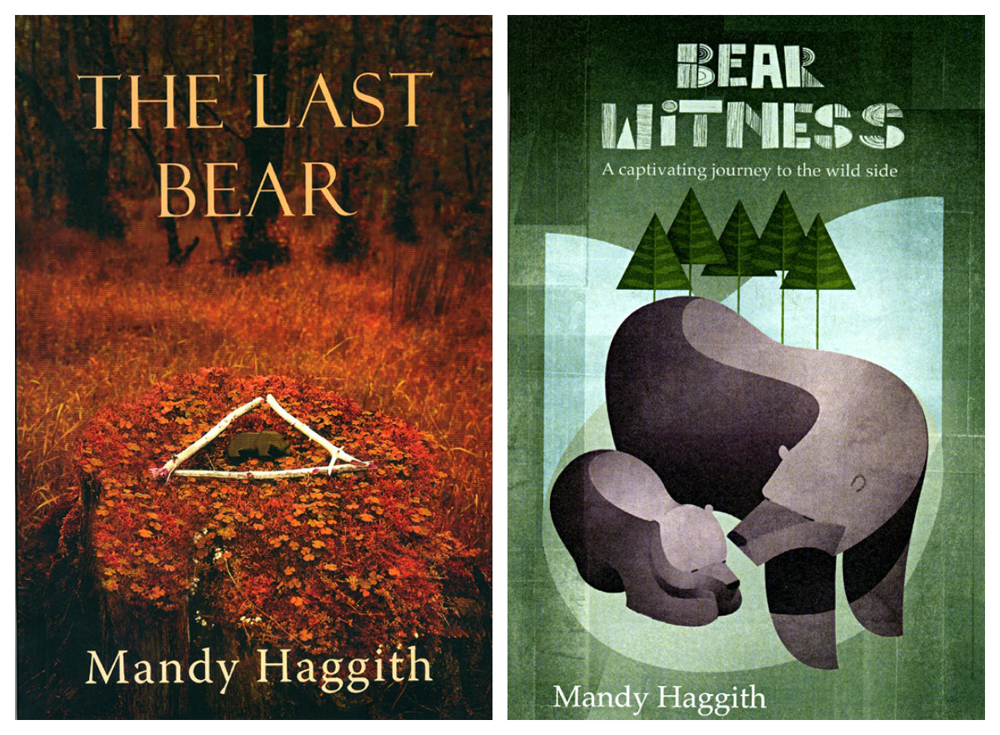 Mandy Haggith Bear Witness & The Last Bear