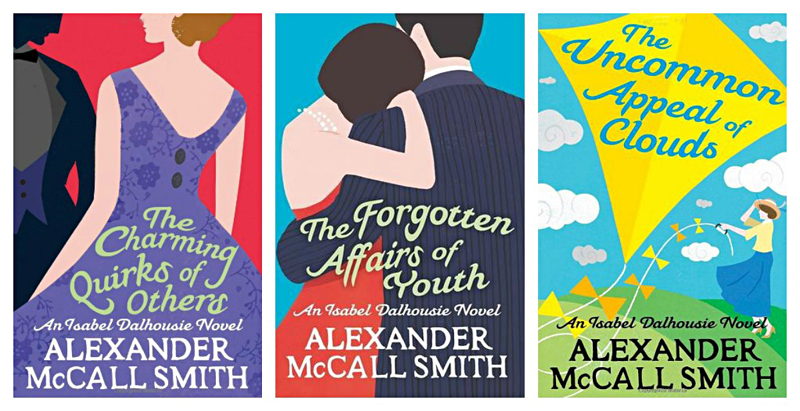 McCall Smith  The Sunday Philosophy Club Series Last three novels 2013