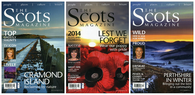 The Scots Magazine October November December 2013