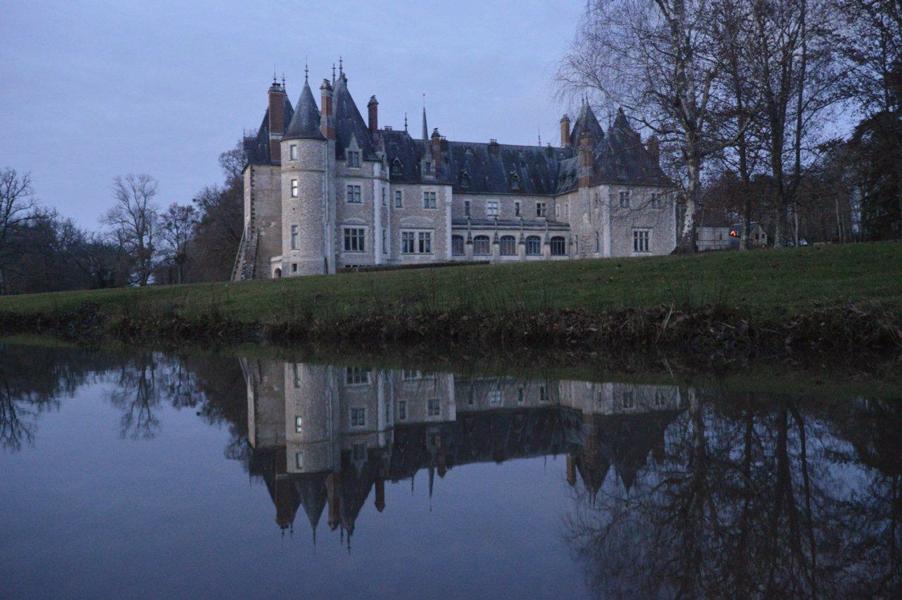 Le Château de la Verrerie © 2014 Scotiana