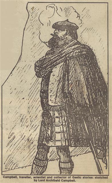 John Francis Campbell