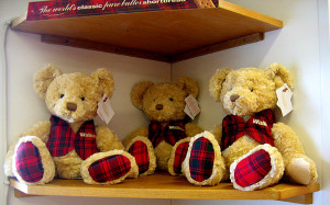 Walkers shop teddy bears