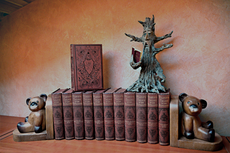 Wilson's Tales of the Border in 12 volumes © 2014 Scotiana