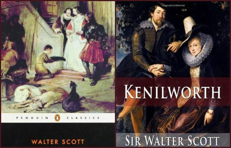 Kenilworth-Novel-Walter-Scott