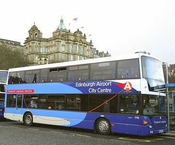 Edinburgh Airport Bus