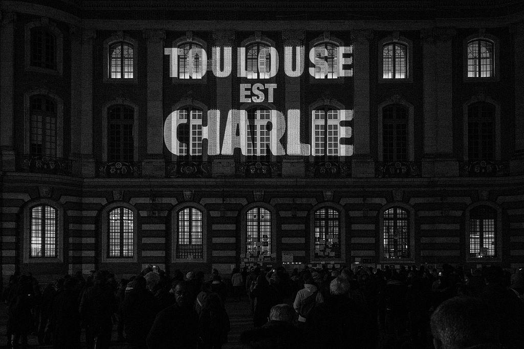 Toulouse est Charlie