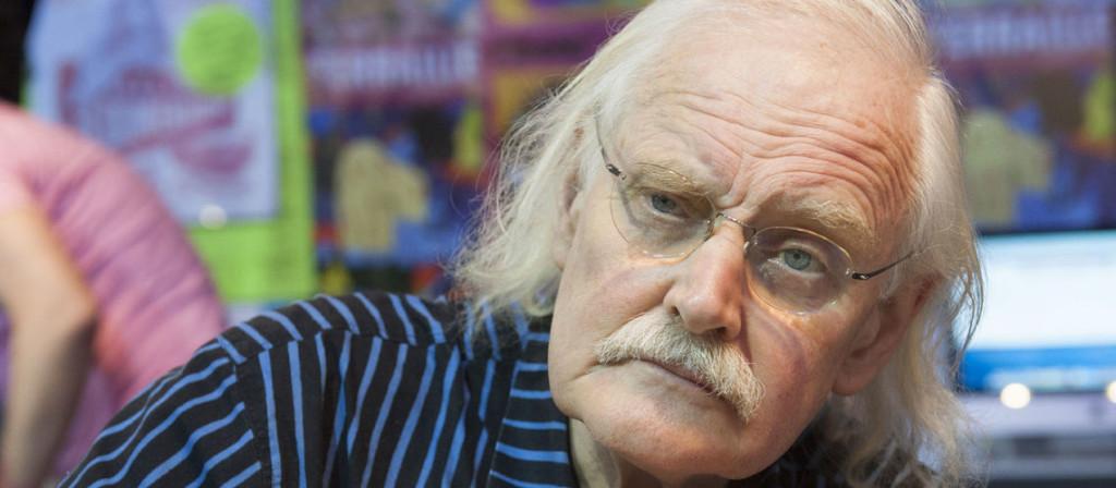 Willem cartoonist at  Charlie Hebdo