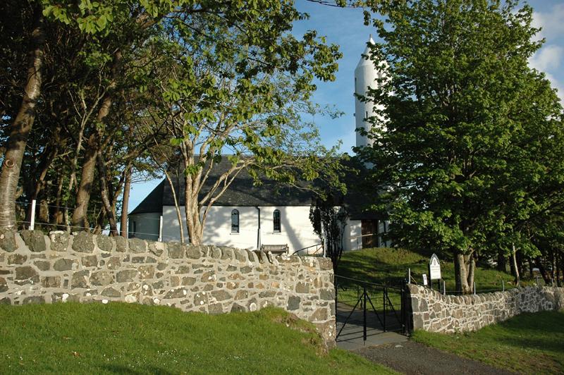Kilmore Church in Mull © 2006 Scotiana