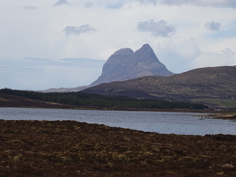 Assynt landscape © 2015 Scotiana