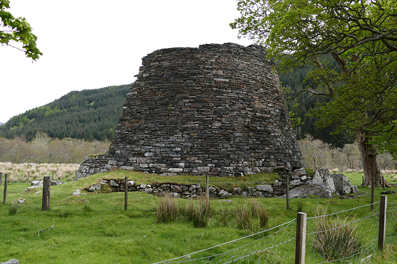 Broch Dun Telve © 2015 Scotiana