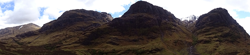 Glencoe The Three Sisters © 2015 Scotiana