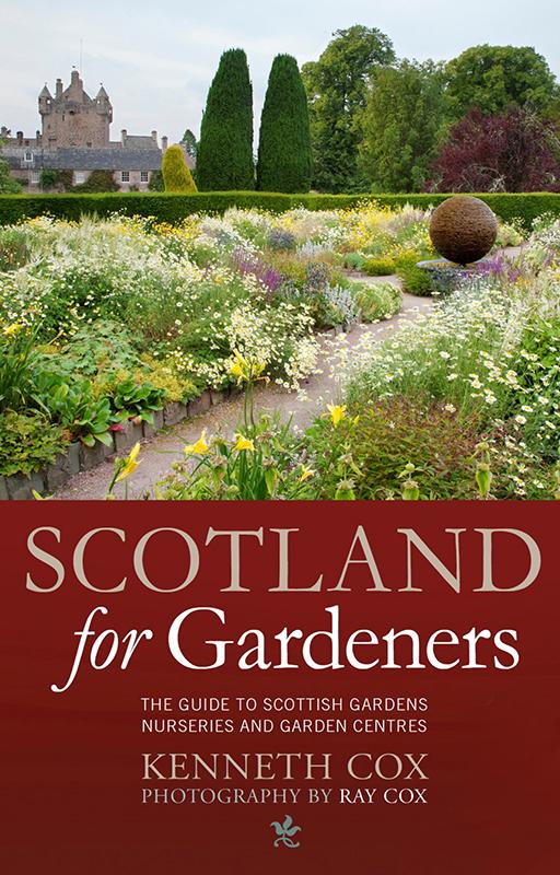 Scotland for Gardeners Kenneth Cox Birlinn Ltd 2014