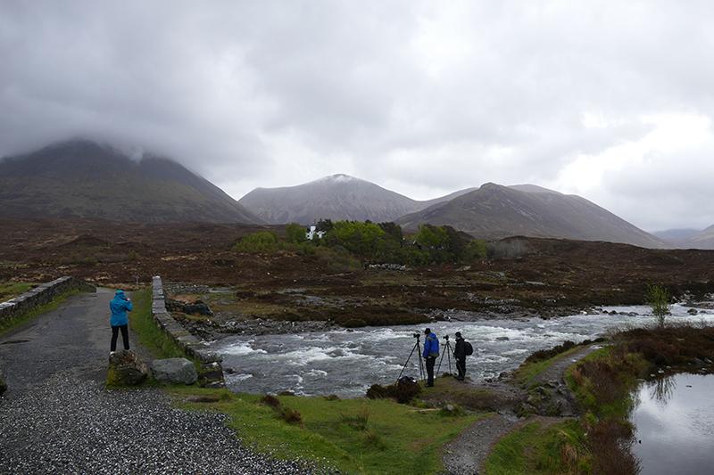 Sligachan bridge Skye © 2015 Scotiana