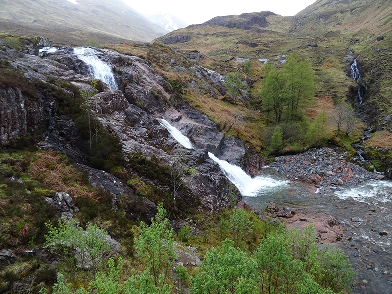 The Falls of Glencoe  © 2015 Scotiana