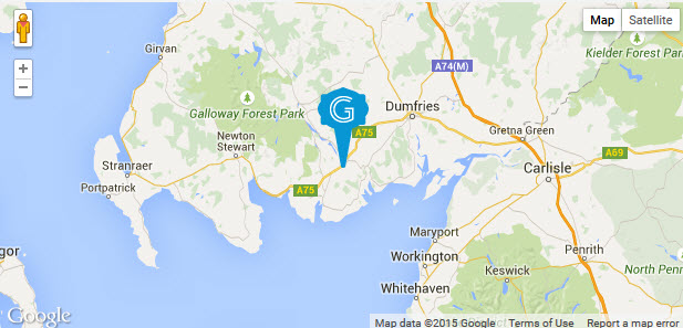 google-map-threave-gardens-scotland