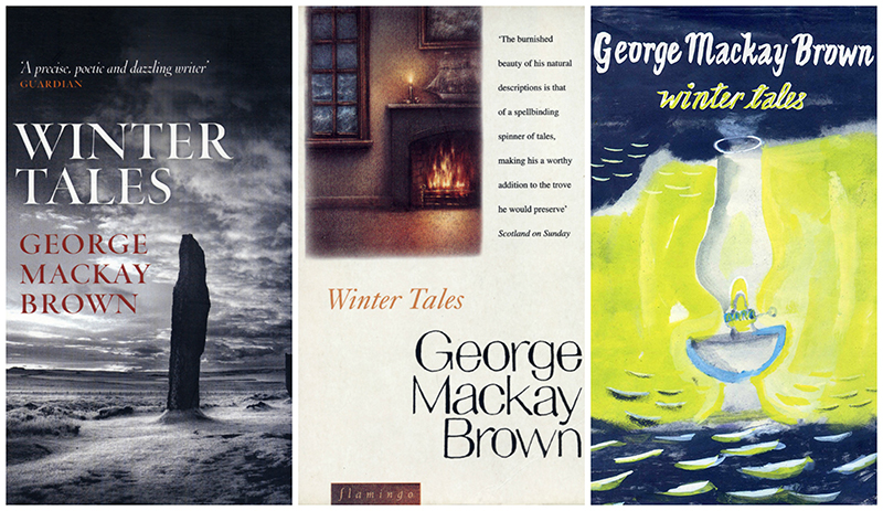 Winter Tales George Mackay Brown 1975 montage Scotiana