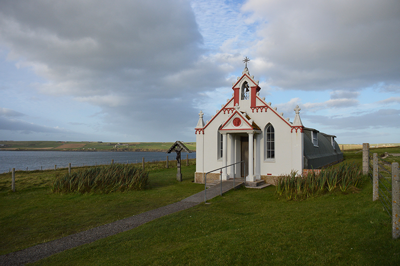 The Italian Chapel Lamb Holm Orkney © 2012 Scotiana
