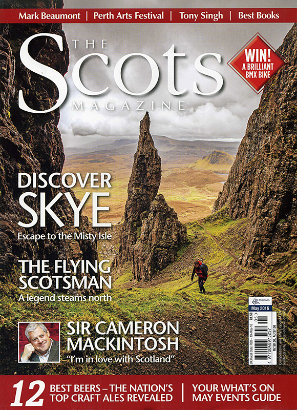 The Scots Magazine May 2016