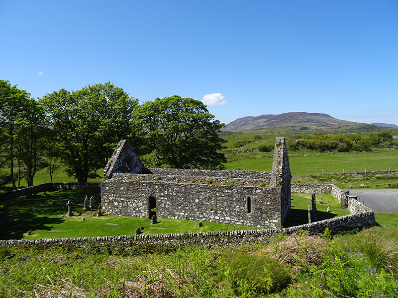 Islay Kildalton Old Parish Church © 2015 Scotiana