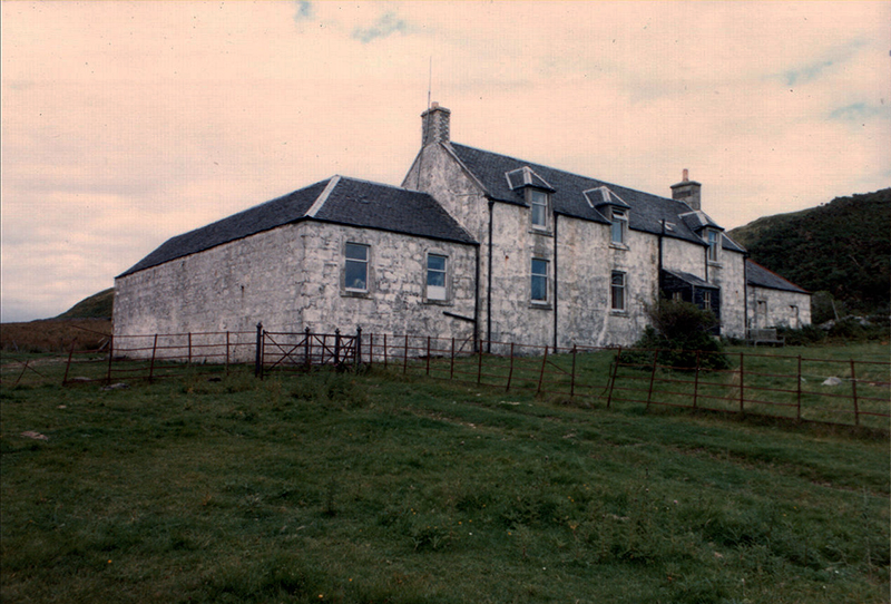 Jura Barnhill farm where George Orwell wrote 1984 Wikimedia
