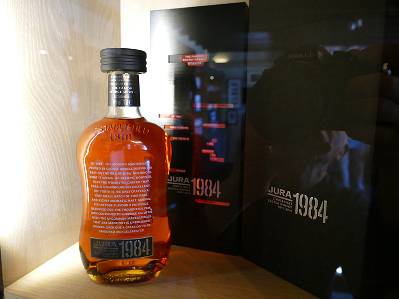Jura distillery 1984 whisky © 2015 Scotiana