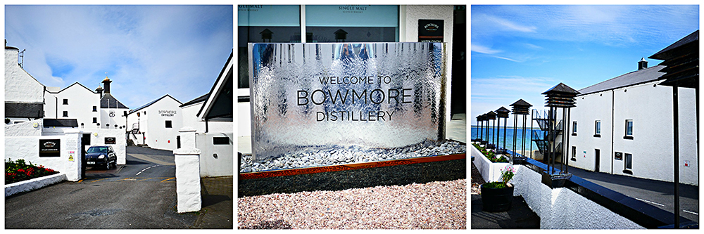 Islay Bowmore Distillery © 2015 Scotiana
