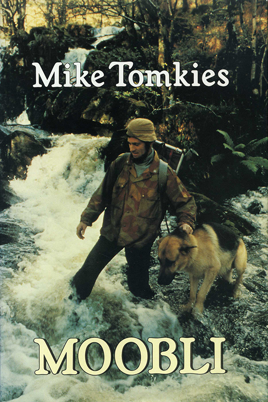 Moobli Mike Tomkies Jonathan Cape 1988