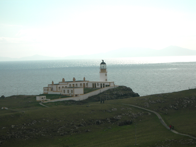 Neist Point Lighthouse Isle of Skye Scotland