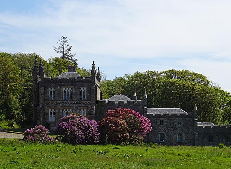 Glenbarr Abbey West Kintyre © 2015 Scotiana