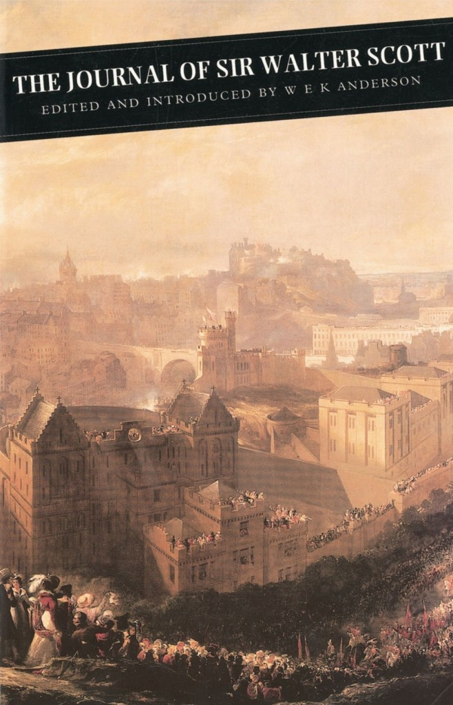 The Journal of Sir Walter Scott Canongate Classics 1998
