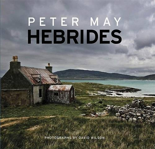 Peter May Hebrides riverrun 2013