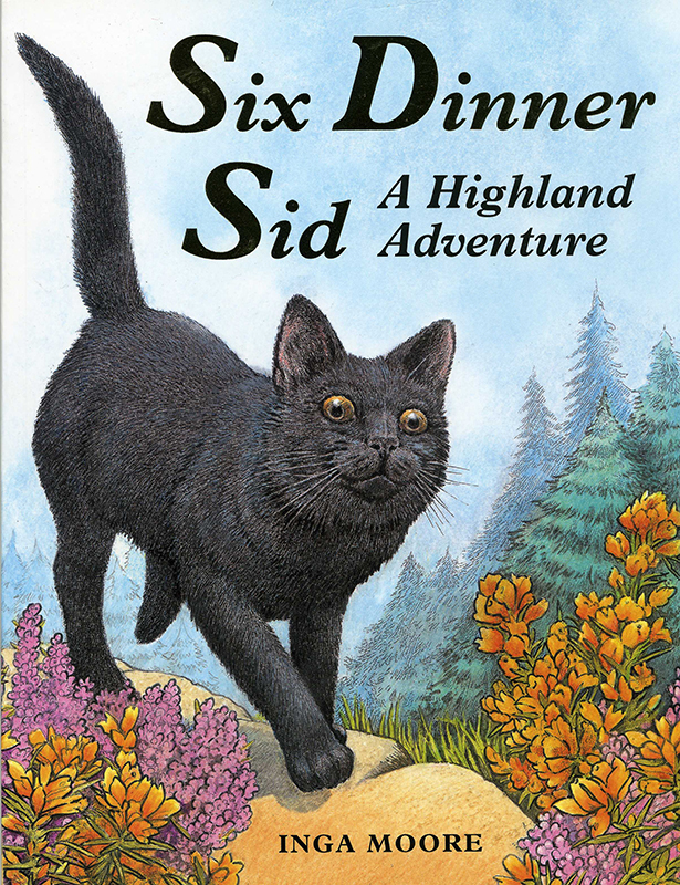 Six Dinner Sid Inga Moore Hodder Children's Books 2010
