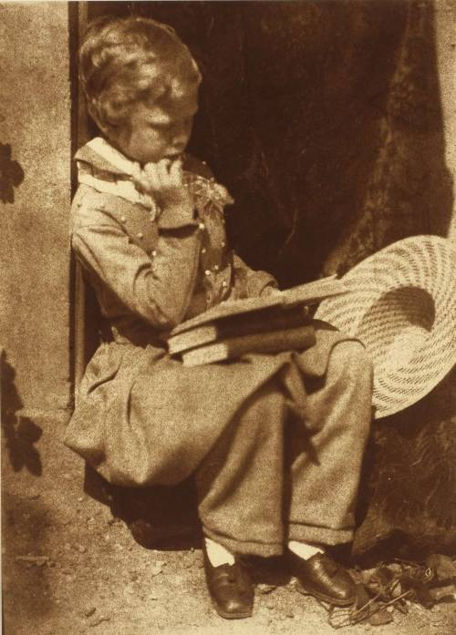 Master Grierson by David Octavius Hill and Robert Adamson c. 1843-1847.